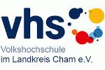 VHS Cham logo